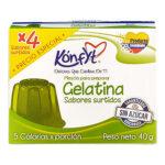 gelatina x4
