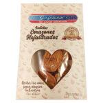 galletas corazones exito