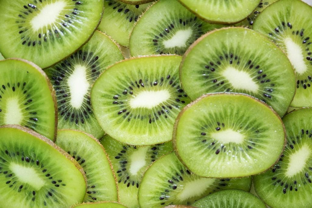 Kiwi apto para diabéticos